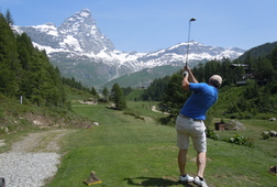 Play Golf in Northern Italy and Food