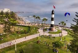 Walking Tour in Miraflores & Barranco