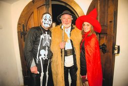 Halloween Party at Dracula Castle- Bran