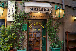 Offbeat Food and Wine Tour of Rome