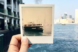Explore Hong Kong With Polaroid