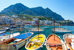 Sorrento to Capri Private Boat Excursion