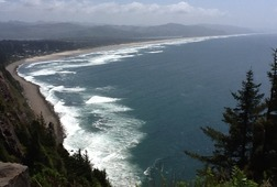 Cannon Beach & Haystack Rock- Coast Tour