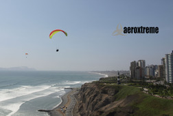 Paragliding Tandem Flight in Miraflores