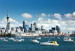 Paddle the Auckland Harbour