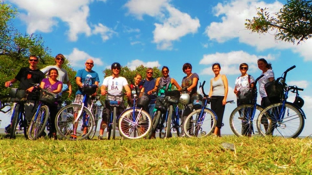 The Buenos Aires Ultimate City Bike Tour