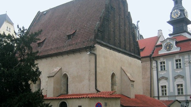 Prague's Historic Jewish Quarter