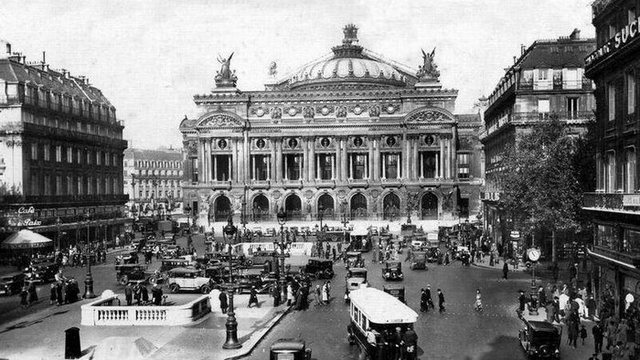 The Paris of Napoléon III and Haussmann