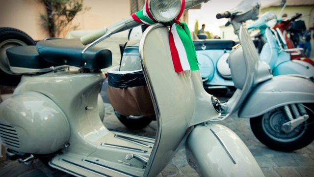 Vespa Tours of Naples and Amalfi Coast