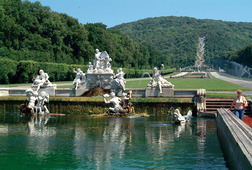 Capua and the Royal Palace of Caserta