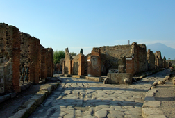 When You're in Rome Visit Pompeii!