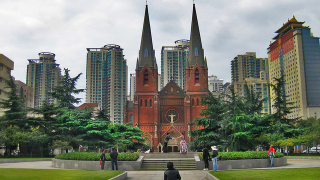 Shanghai Church and Jesuits