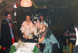 2-Day Halloween Party in Transylvania