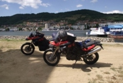 Rent a BMWF800GS for 3 Days