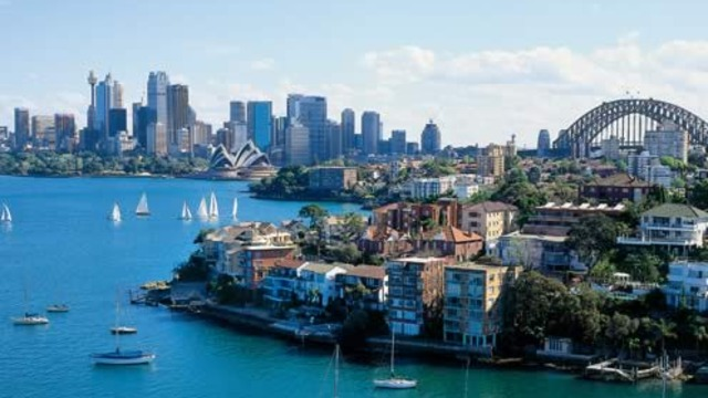 See Sydney by Motorcycle