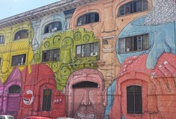Street Art Tour in Rome