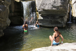 Hike & Swim in Tuscany