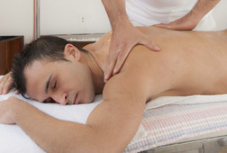 Holistic Massage With Roman Chuch View