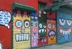 Graffiti & Street Art Walking Tour