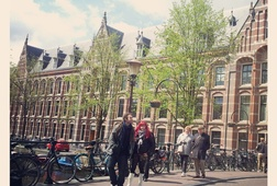 Amsterdam Food Tour With Free Photograph