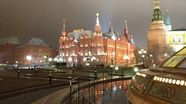 Highlights of Moscow
