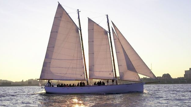 Sunset Sail on the Hudson