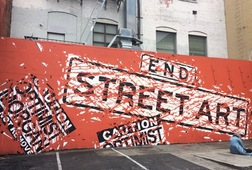 Street Art of the Tenderloin and SoMa