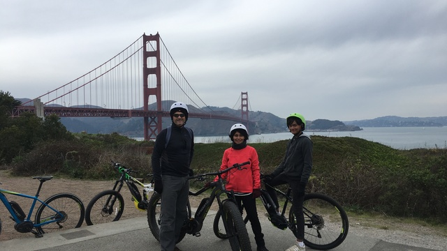 Ebike Tour San Francisco