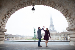 1H Paris Photoshoot - Couples & Families