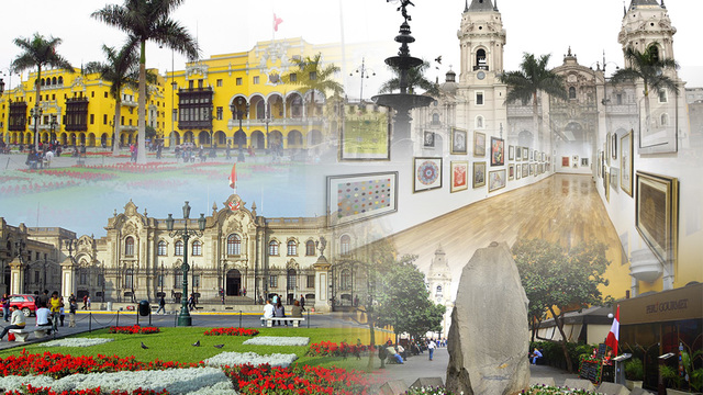 Full-Day Private Lima City Tour