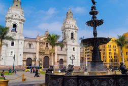 Private Lima Walking Tour