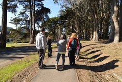 Hike the Presidio