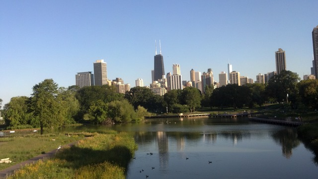Lincoln Park Jogging Tour