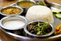 Himalayan Cuisine in Jackson Heights