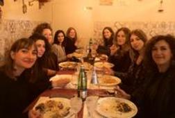 Social Dinner in the Jewish Ghetto