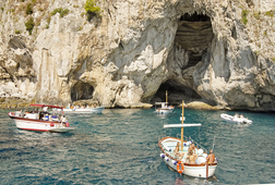 Positano to Capri Private Boat Excursion
