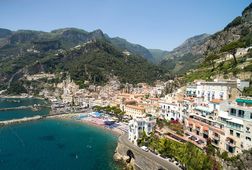 Salerno & Amalfi Coast Boat Excursion