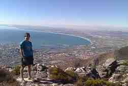 Hike on Table Mountain