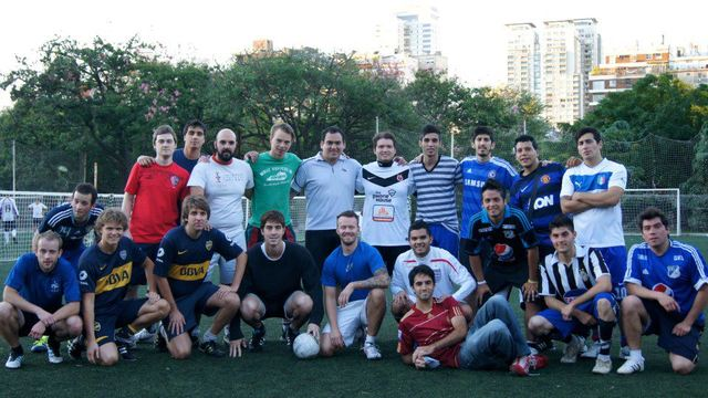Play Soccer With Locals