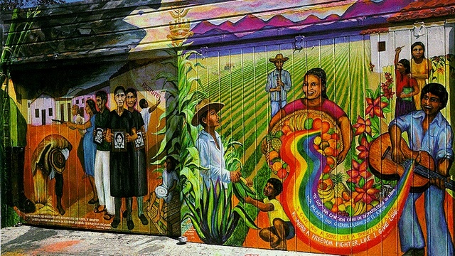 Latino Mission Tour & Mural Walk