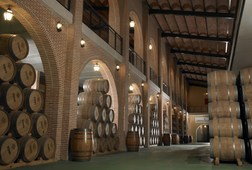 Spain, Old Cathedrals and Wineries