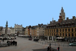 A Quizzy Walk Through Lille
