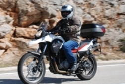 Rent BMW F650GS Motorcycle for a Day