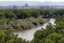 Rio Grande River Bridge Walk