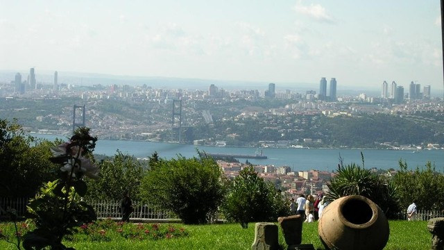 Istanbul's Asian Side Vistas