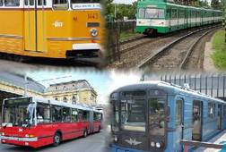 The Budapest Public Transport Tour