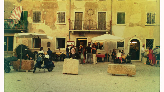 Discovering the Taverns of Verona