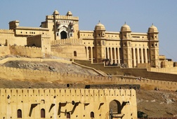 Private 6 Day Golden Triangle Tour