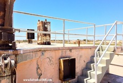 Salton Sea — Navy Base Tour