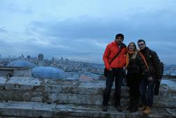 Walking Istanbul Tour & DJ Party at IF